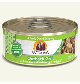 Weruva Weruva Classics Canned Cat Food Outback Grill 5.5 oz single