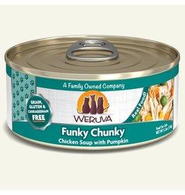 Weruva Weruva Classics Canned Cat Food Funky Chunky 5.5 oz single
