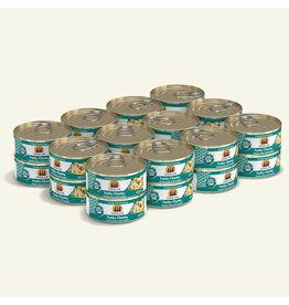 Weruva Weruva Classics Canned Cat Food CASE  Funky Chunky 5.5 oz