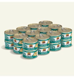 Weruva Weruva Classics Canned Cat Food CASE  Funky Chunky 3 oz