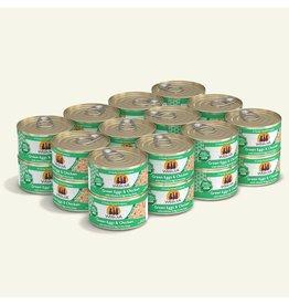 Weruva Weruva Classics Canned Cat Food CASE  Green Eggs & Chicken 3 oz