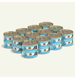 Weruva Weruva Classics Canned Cat Food CASE  Mack & Jack 5.5 oz