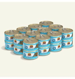Weruva Weruva Classics Canned Cat Food CASE  Mack & Jack 3 oz