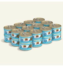 Weruva Z Weruva Classics Canned Cat Food CASE  Mack & Jack 3 oz