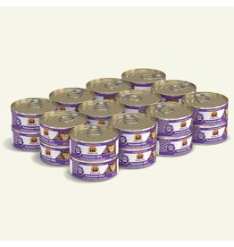 Weruva Weruva Classics Canned Cat Food CASE  Polynesian BBQ 5.5 oz