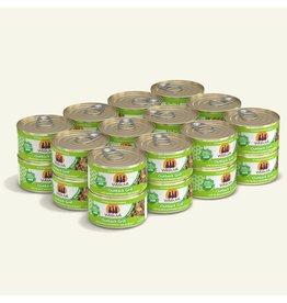 Weruva Z Weruva Classics Canned Cat Food | Outback Grill 3 oz CASE