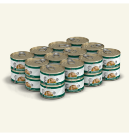 Weruva Weruva TruLuxe Canned Cat Food | CASE Mediterranean Harvest 3 oz