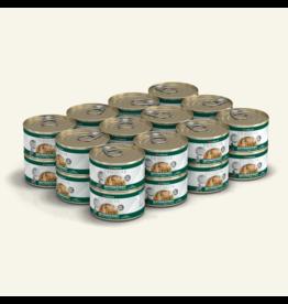 Weruva Weruva TruLuxe Canned Cat Food   Mediterranean Harvest 3 oz CASE