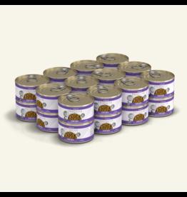 Weruva Weruva TruLuxe Canned Cat Food CASE Steak Frites 3 oz
