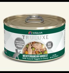 Weruva Weruva TruLuxe Canned Cat Food | Mediterranean Harvest 3 oz single