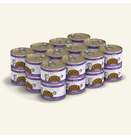 Weruva Weruva TruLuxe Canned Cat Food CASE Steak Frites 6 oz
