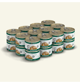 Weruva Weruva TruLuxe Canned Cat Food CASE Mediterranean Harvest 6 oz