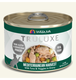 Weruva Weruva TruLuxe Canned Cat Food Mediterranean Harvest 6 oz single