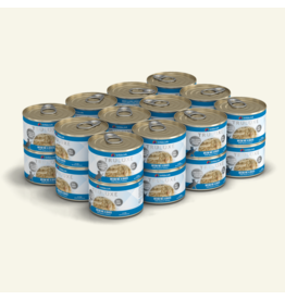 Weruva Weruva TruLuxe Canned Cat Food CASE Meow Me A River 6 oz