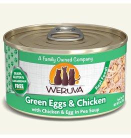 Weruva Weruva Classics Canned Cat Food | Green Eggs & Chicken 3 oz