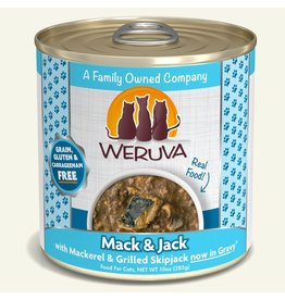 Weruva Weruva Classics Canned Cat Food | Mack & Jack 10 oz