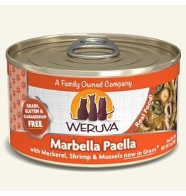 Weruva Weruva Classics Canned Cat Food | Marbella Paella 3 oz