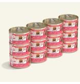 Weruva Weruva Pates Canned Cat Food CASE Jolly Good Fares 3 oz