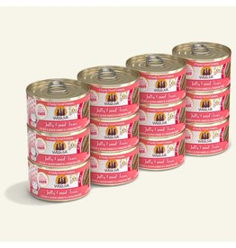 Weruva Weruva Pates Canned Cat Food CASE Jolly Good Fares 3 oz