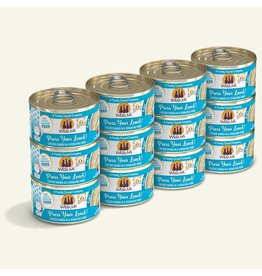 Weruva Weruva Pates Canned Cat Food CASE Press Your Lunch! 3 oz