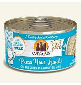 Weruva Weruva Pates Canned Cat Food Press Your Lunch! 3 oz single