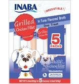 Inaba Inaba Chicken Fillet Dog Treats | Chicken in Tuna Broth