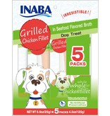 Inaba Inaba Chicken Fillet Dog Treats | Chicken in Seafood Broth