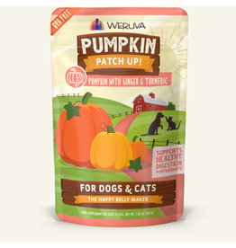 Weruva Weruva Pumpkin Patch Up! Pouch | Pumpkin w/ Ginger & Tumeric 1.05 oz single