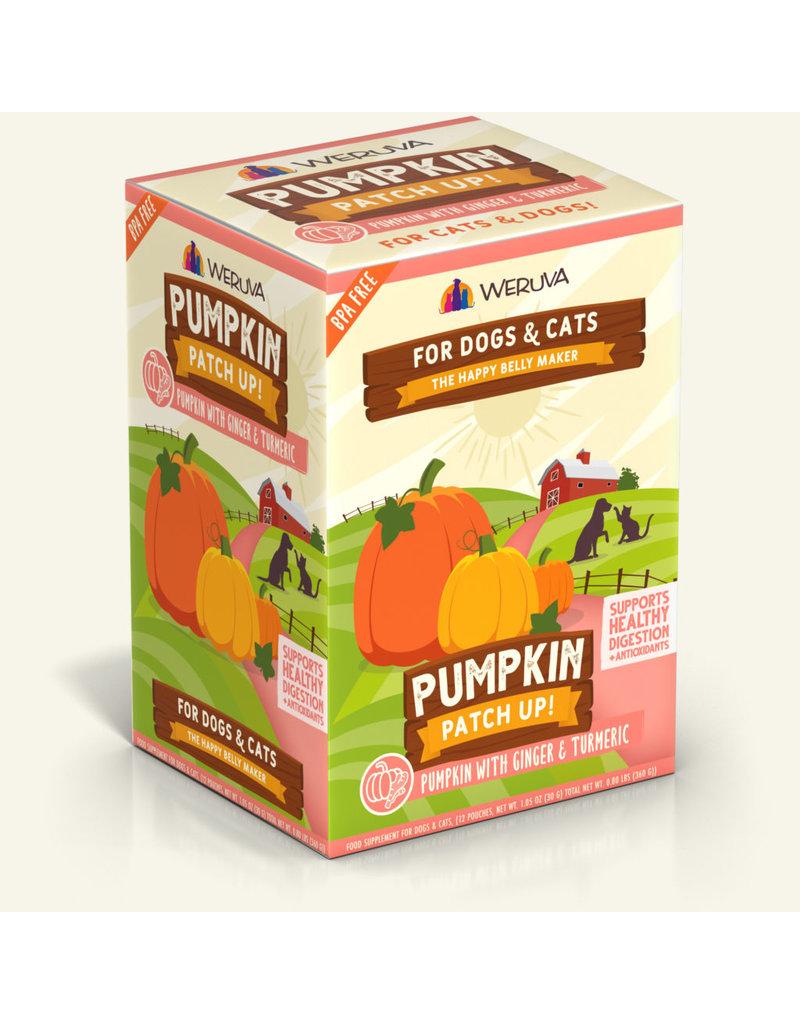 Weruva Weruva Pumpkin Patch Up! Pouch | Pumpkin w/ Ginger & Tumeric 1.05 oz single