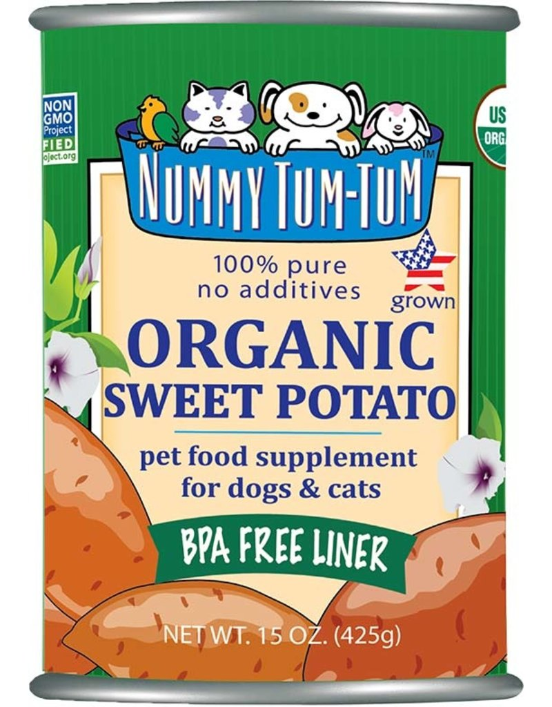 Nummy Tum-Tum Nummy Tum-Tum Sweet Potato 15 oz