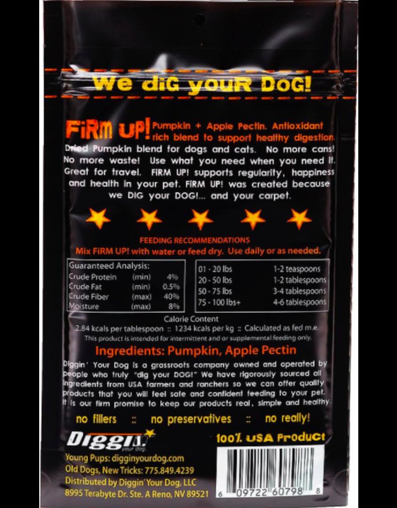 Diggin Your Dog Diggin Your Dog Supplements Firm Up! Pumpkin 4 oz