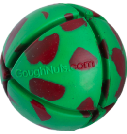 Goughnuts Goughnuts Original Ball Dog Toys | Green 40-70 lbs
