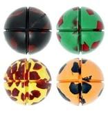 Goughnuts Goughnuts Pro 50 Ball Dog Toys | Black 40-70 lbs