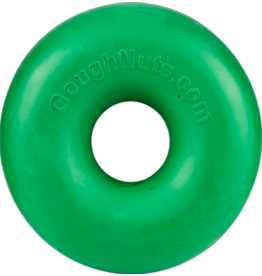 Goughnuts Goughnuts 0.75 Ring Dog Toys | Green 10-40 lbs