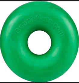 Goughnuts Goughnuts 0.75 Ring Dog Toys | Green 10-40 lbs