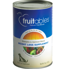 Fruitables Fruitables Canned Supplement Pumpkin Weight Loss 15 oz single