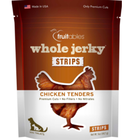 Fruitables Fruitables Dog Jerky Treats Roasted Chicken Tenders 5 oz