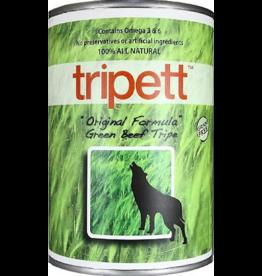 Tripett Tripett Canned Dog Food Beef Green Tripe 13 oz single