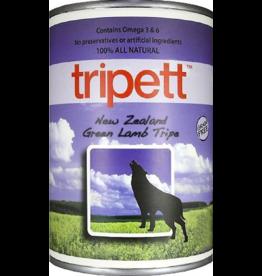 Tripett Tripett Canned Dog Food Lamb Green Tripe 13 oz single