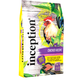 Pets Global Inception Cat Kibble | Chicken Recipe 4 lbs