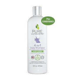 Pure and Naturals Pet Pure and Natural Pet | Shampoo Lavender & Chamomile 16 oz