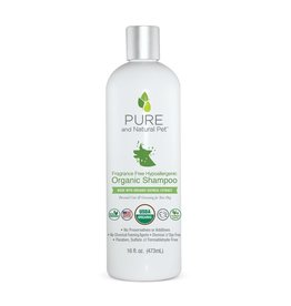 Pure and Natural Pet Pure and Natural Pet | Shampoo Unscented Oat & Aloe 16 oz
