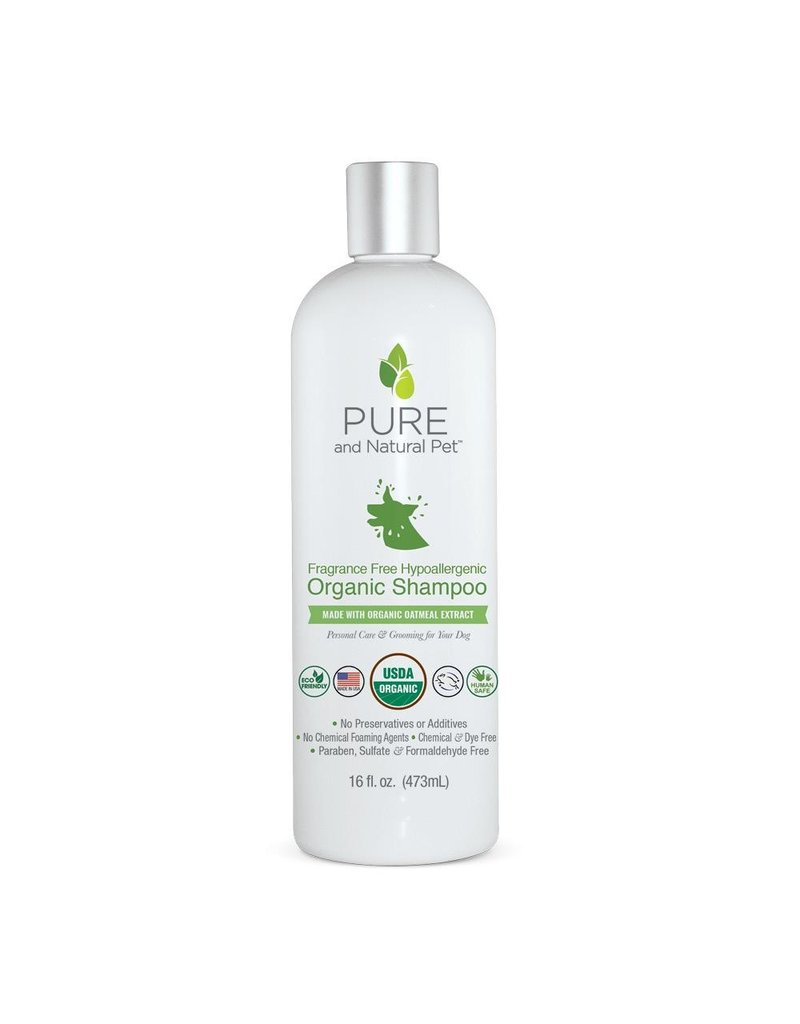 Pure and Naturals Pet Pure and Natural Pet | Shampoo Unscented Oat & Aloe 16 oz