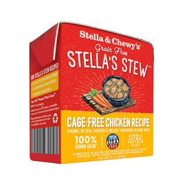 Stella & Chewy's Stella & Chewy's Canned Dog Food | Cage-Free Chicken 11 oz CASE