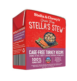 Stella & Chewy's Stella & Chewy's Canned Dog Food | Cage-Free Turkey 11 oz CASE