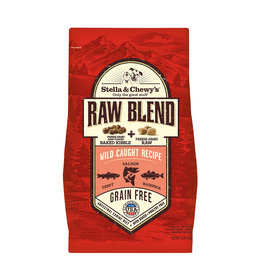Stella & Chewy's Stella & Chewy's Raw Blend Dog Kibble | Wild Caught 22 lb