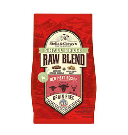 Stella & Chewy's Stella & Chewy's Raw Blend Dog Kibble | Red Meat Small Breed 3.5 lb