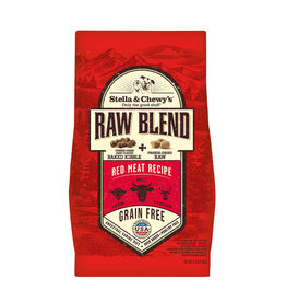Stella & Chewy's Stella & Chewy's Raw Blend Dog Kibble | Red Meat 3.5 lb