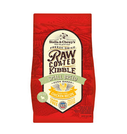 Stella & Chewy's Stella & Chewy's Raw Coated Dog Kibble |Chicken Small Breed 3.5 lb