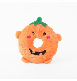 ZippyPaws Zippy Paws Halloween Donutz Buddies | Pumpkin